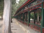 The longest corridor in the world at the Summer Palace