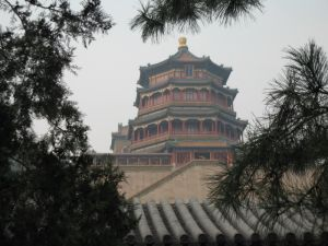The Temple at the Summer Palace