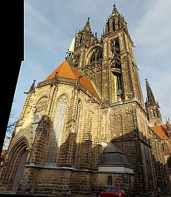 The Dom in Meissen