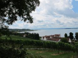 A view of the Bodensee