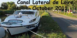 Cruising the Canal Lateral de Loire