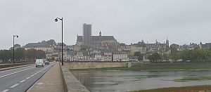 panorama of Nevers