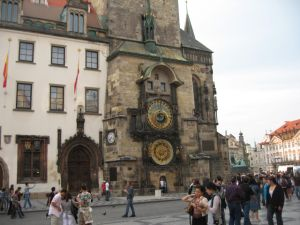 Astrological Clock in Old Town Prague