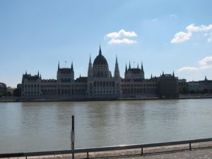 The Hungarian Parliment Building