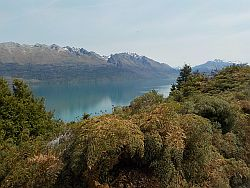 Riding to Glenorchy