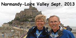 Normandy Loire Valley Bicycle Tour