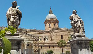 The Palermo Cathedral